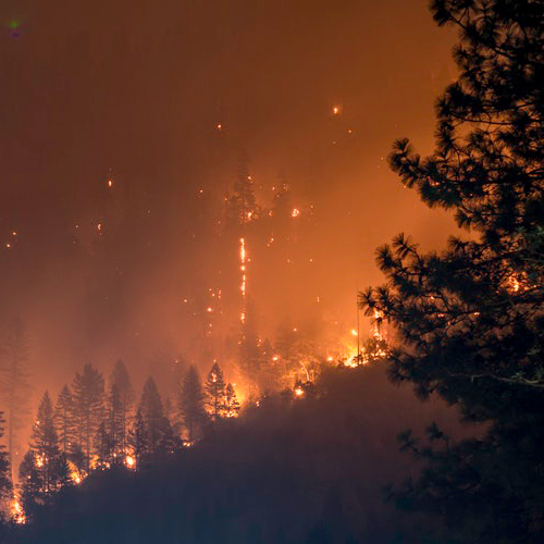 Wildfire Disaster Funding